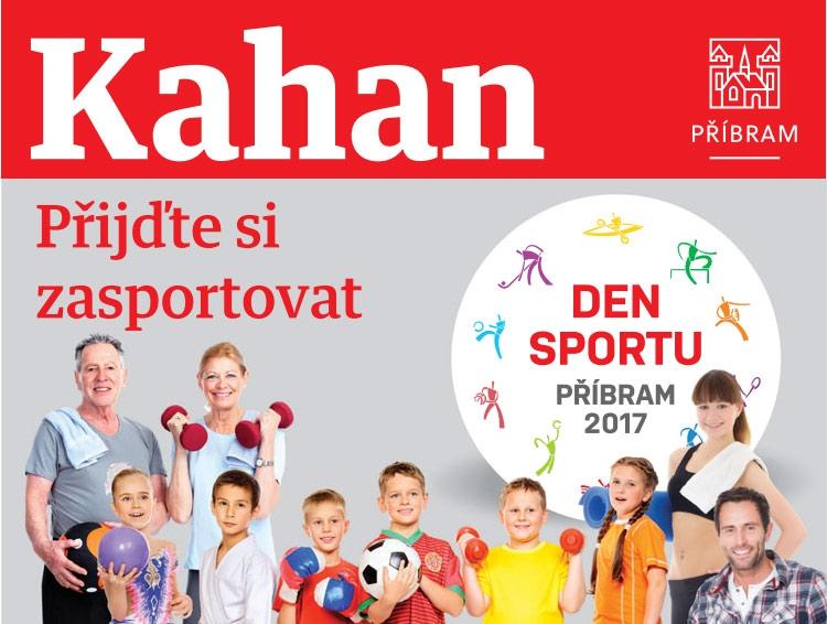 Den Sportu v Kahanu