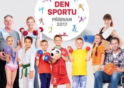 Den sportu Příbram 2017: zlato pro každého